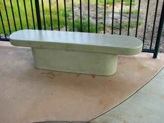 Precast Bench