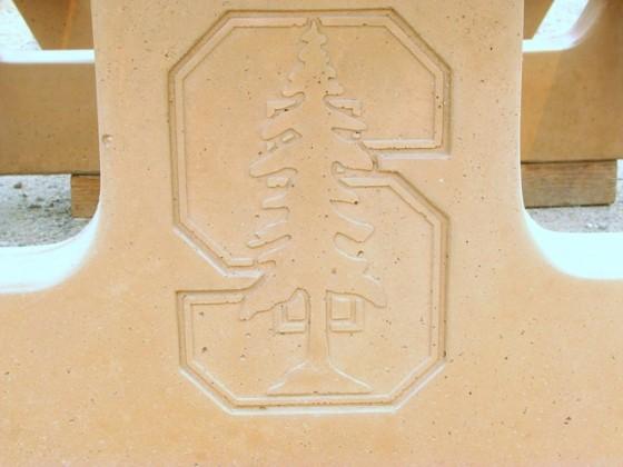 Cast in Logo - Stanford University, CA