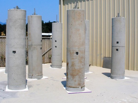 Precast Light Pole Bases