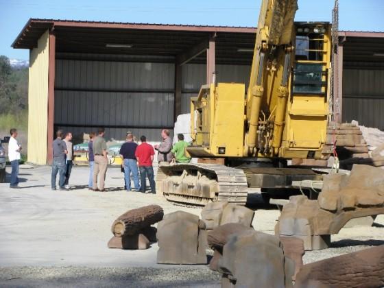 Manufacturing Plant in Redding, CA