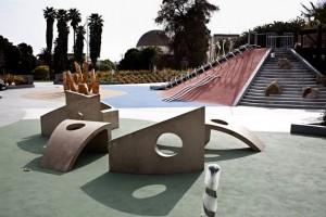 Crawl Tubes - Helen Diller Park - SF, CA - CQ