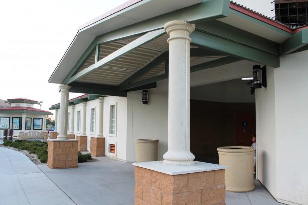 Precast Concrete Column Caps